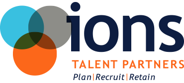 Ions Talent Partners Logo